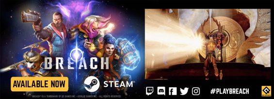 Breach Rich Media Ad