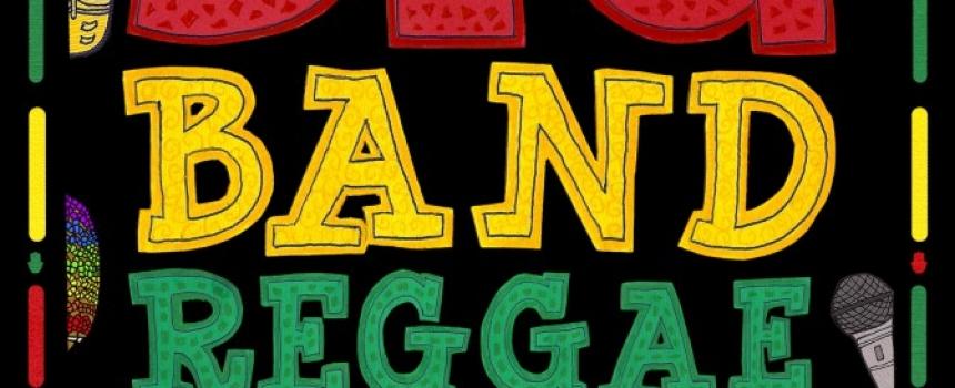 "The Resolvers' ""Big Band Reggae"" Debuts at #5 on Billboard Reggae Charts!"