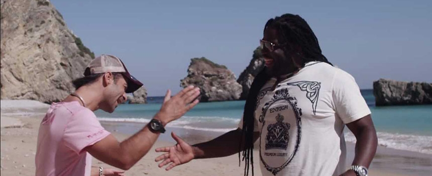 Gramps Morgan & Diego Miranda (Official Video) – She's the One
