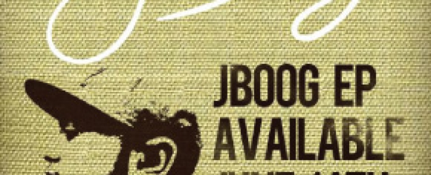 J Boog Releases Self Titled EP