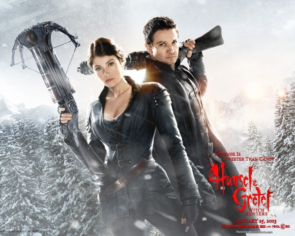 Joe Moses – E3 Hansel & Gretel Witch Hunters