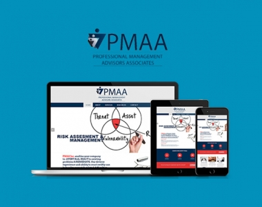 PMAA ( Professional Management Advisors Associates Inc ) Website & Branding