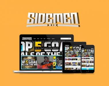 Sidemen Website Development